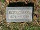 Betty C Berry