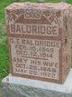 Profile photo:  Amy <I>Wilson</I> Baldridge