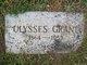 Rev Ulysses Grant Schell