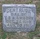 Gertrude Amborn