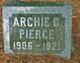 Archie Chester Pierce