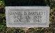 Profile photo:  Daniel Duane Bartlett