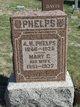 "Profile photo:  Alfred Harrison ""Harrison"" Phelps"