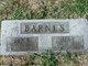 Lena <I>Harris</I> Barnes
