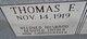 Thomas E Abel
