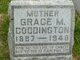 Grace M Coddington