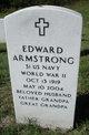 Profile photo:  Edward Armstrong