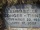 Emmabelle <I>Conger</I> Tinney
