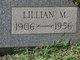 Lillian Mae <I>Redcay</I> Glass