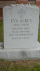 Eva <I>Weinstein</I> Alkes