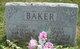Isaiah Baker