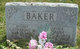 Catharine M Baker