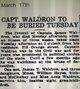 James Thomas Waldron