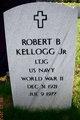 "LTJG Robert Barkdull ""Bob"" Kellogg Jr."