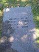 Profile photo:  Virginia Belle <I>Yelverton</I> Reddick