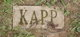 Profile photo:  Kapp