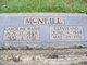 Mrs Caroline <I>Rash</I> McNeill