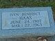 Iven Benedict Haas