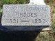 Mary E. <I>Downing</I> Rhodes