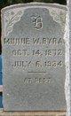 Minnie W <I>Sullivan</I> Byram