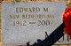 Profile photo:  Edward Michael Murphy