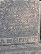 Profile photo: PVT Henry Ernest Abbott