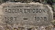 Profile photo:  Adelia V. Ericson