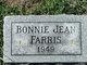 Bonnie Jean Farris