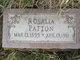 Rosalia Patton