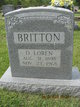 Olney Loren Britton