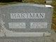 """Myrtle Ellen """"Murtie"""" <I>Uselman</I> Hartman"""