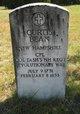 CPL Curtis Bean