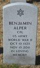 Profile photo:  Benjamin Alper