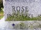 Profile photo:  Rose Adrian