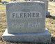 Profile photo:  Clara Nevada <I>Fisher</I> Fleener