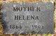 Helena Tisch
