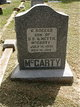 Profile photo:  C. Rogers McCarty