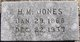 Harrison Manning Jones