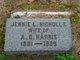 Jennie L. <I>Nicholls</I> Harris