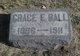 Profile photo:  Grace E Ball