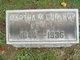 Profile photo:  Martha Matilda <I>Dunlevy</I> Beall