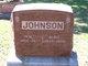 Profile photo:  Alice <I>Monger</I> Johnson