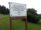 Accident Community Cemetery