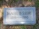 Daniel Douglas Sayre