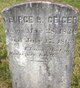 George H Geiger