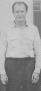 "Profile photo:  Edward Beyer ""Pops"" Adams"