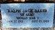 Ralph Jack Baker