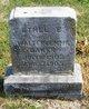 Profile photo:  Ethel E Baker