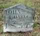 Profile photo:  John Cloninger Sr.