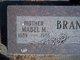 Mabel Magnolia <I>Belzer</I> Brantner